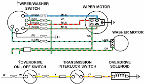 mgb wiper motor wiring diagram mgb wiring diagrams servicing the lucas wiper switch how to liry the austin description mgb wiper washer od wiring diagram