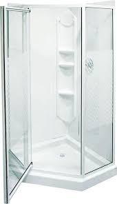 durastall shower stall shower stall kit model 82 mustee durastall shower stall