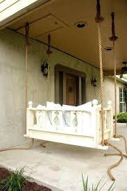 full size of porch bed swing kits diy plans hanging kit patio pretty magnificent outdoor for