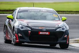 Cockerton continues top ten form in Toyota 86 series debut - Talk Motorsport