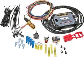 mopar b body 440 parts cooling system electric fan classic painless f5 dual fan controller set