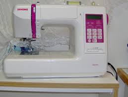 Reviews Of Janome Sewing Machines | Sewing Insight & Janome DC 5100 Review Adamdwight.com