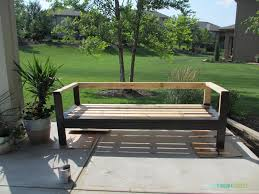 nice simple wood oak diy outdoor sectional and gorgeous garden 2x4 patio furniture sofa u shaped