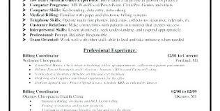 Medical Billing Specialist Resumes