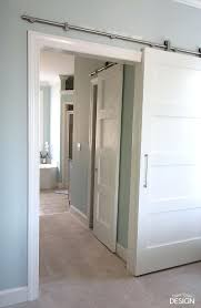 modern barn door hardware articles with sliding closet tag awesome doors  interior best large size . modern barn door ...