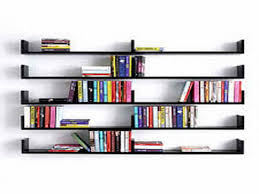 wall mounted bookcase design pdf