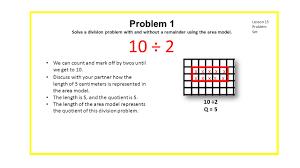Math Module 3 Multi Digit Multiplication And Division Topic E