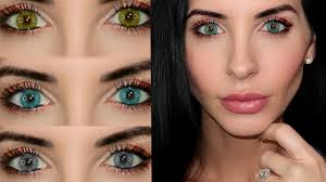 Best Colored Contact Lenses Try On Review Discount Code