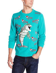 Alex Men's Men's Ugly Store Sweater At Dolphin Clothing Stevens Christmas Light Amazon