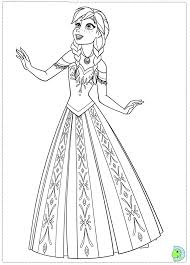 Small Picture Frozen coloring pages Disneys Frozen coloring page DinoKidsorg