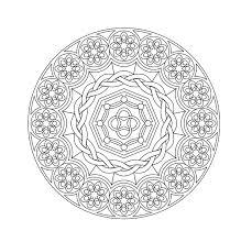 Mandala E Disegni Astratti Da Colorare Per Liberarsi Dallo Stress