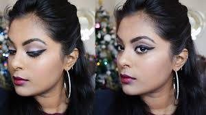 tan um indian skin tones you rihanna makeup tutorial glam goth makeup ombre purple lips you