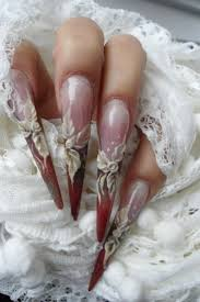 112 best Nail Art - Stiletto Nails images on Pinterest | Stiletto ...