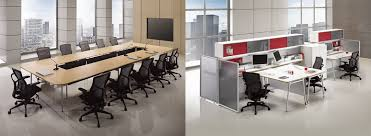 open office concept. creative office furniture open concept luxury home v