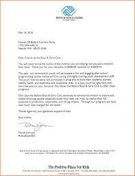 5 Thank You Letter To Donors Adjustment Letter