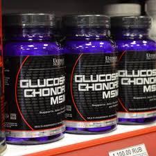 ultimate glucosamine chondroitin msm 90
