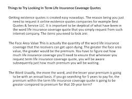 Cheap Whole Life Insurance Quotes Enchanting Instant Term Life Insurance Quotes 48 Whole Life Insurance Quotes