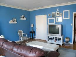 Living Room Blue And Brown Blue Living Room With Brown Furniture Laptoptabletsus