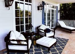 seneca collection sisal navy modern tile outdoor rug 9x12 blue xl