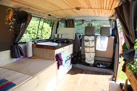 Converted Vans 90 Interior Design Ideas For Camper Van Vans Van Life And Camping
