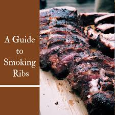 a step by step guide to smoking ribs