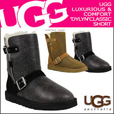 UGG UGG women s classic short Dillinger boots 2 color CLASSIC SHORT DYLYN  women s sheepskin bomber machined 2014 SPRING new 1001202  regular