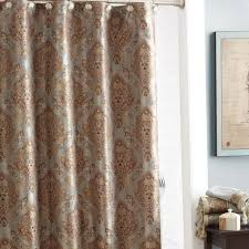 split shower curtain ideas. Interesting Split Shower Curtains With Valance Home Design Ideas Designer Curtains. Curtain