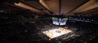 Msg Seating Chart Big East Tournament College Sports At Madison Square Garden