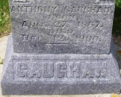 GAUGHAN, ANTHONY - Howard County, Iowa | ANTHONY GAUGHAN - Iowa Gravestone  Photos