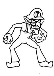 Mario Bros Kleurplaten 37