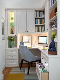 computer hutch home office traditional. Corner Computer Desk Furniture Small Home Office Ideas With Traditional Grey Armchair And White Hutch I