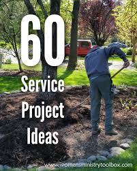 60 Service Project Ideas Womens Ministry Toolbox Pinterest