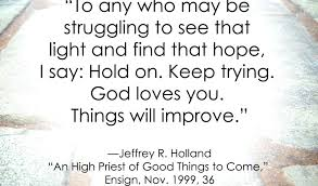 Quotes About Faith Custom Lds Quotes On Faith With Gods Plan For Create Inspiring Lds Quotes