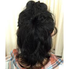 メンズ編み込みヘアアレンジ Private Hair Salon O Faプライベート