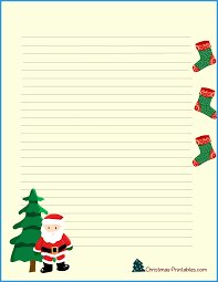 Free Holiday Stationery Templates Great Free Printable Christmas