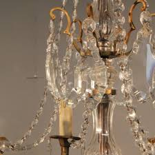 rustic chandelier small