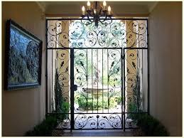 wrought iron front doorsWrought Iron Doors  Wrought Iron Doors Designs  Wrought Iron