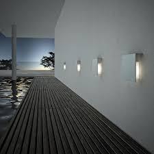 image of modern outdoor wall lights type modern exterior wall lights l45