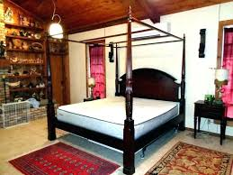Mirrored Four Poster Bed Canopy Bed With Mirrored Ceiling Canopy Bed ...