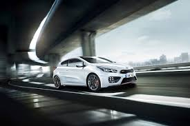 Kia Introduces Spicier Pro_Cee'd GT and Cee'd GT Models with 1.6 ...