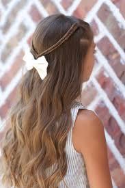 Pretty Girls Hairstyle infinity braid tieback backtoschool hairstyles h a i r 2005 by stevesalt.us