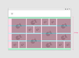 Design Grids For Web Pages Responsive Layout Grid Material Design
