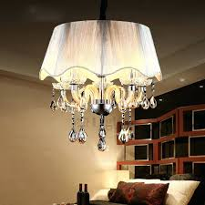 chandeliers lamp shade chandelier beautiful drum with crystals photos a best of crystal chandeliers
