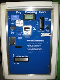 Parking Vending Machine Impressive Secom Parking Validation Vending Machine A Photo On Flickriver