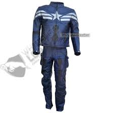 pants winter solr costume captain america leather costume full captain america cosplay captain america leather suit