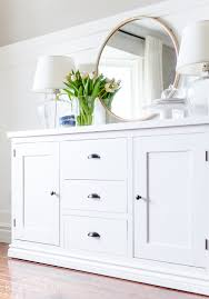 Design Your Own Sideboard Easy Modern Shaker Sideboard Plans Nick Alicia