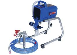 high pressure electric airless paint sprayer airless spraying equipment