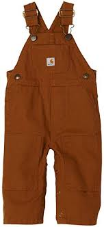 Carhartt Baby Boys Bib Overall