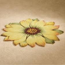 sunflower kitchen mat sunflower kitchen area rugs rug pottery barn designs memory foam rooms to go