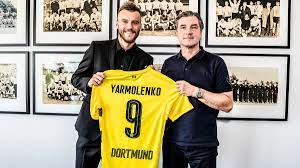 Transfer fix: Borussia Dortmund verpflichtet Andriy Yarmolenko -  Sportbuzzer.de